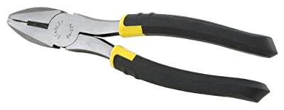 Stanley 84-029 8-Inch Bi-Material Lineman Pliers