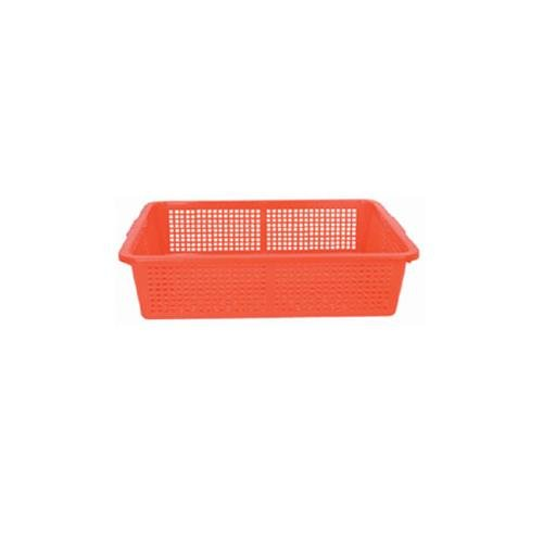 Thunder Group PLFB003 Durable Plastic Basket, 500mm (Mm 500 Basket)