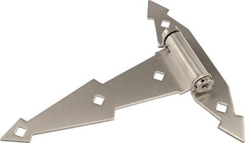 (Hardware Essentials Ornamental Spring T-Hinge)