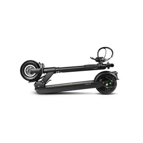 Scooter électrique Joyor X1 350W Noir, léger avec 35 km