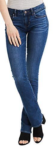 American Eagle Womens 1584499 Skinny Kick Jean, Cobalt Blue ()