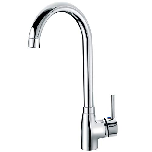 Yxx max Kitchen Bathroom Faucet Full Copper 360 Degree Rotating Hot and Cold Water Faucet by Yxx max