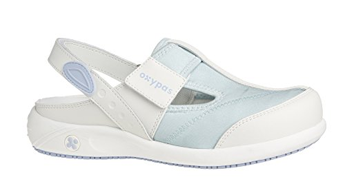 Oxypas Anais, shoes Femme - Blanc (lbl), 36 EU