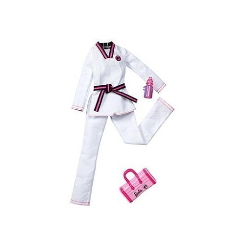 Barbie I Can Be Doll Outfit – Martial Artist, Baby & Kids Zone