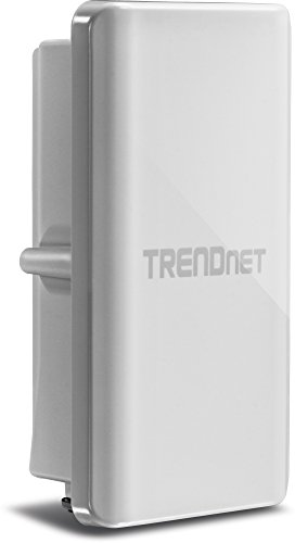 TRENDnet Long Range 11n 2.4GHz Wireless Outdoor PoE Access Point with built in 10 dbi antennas IP67, TEW-738APBO