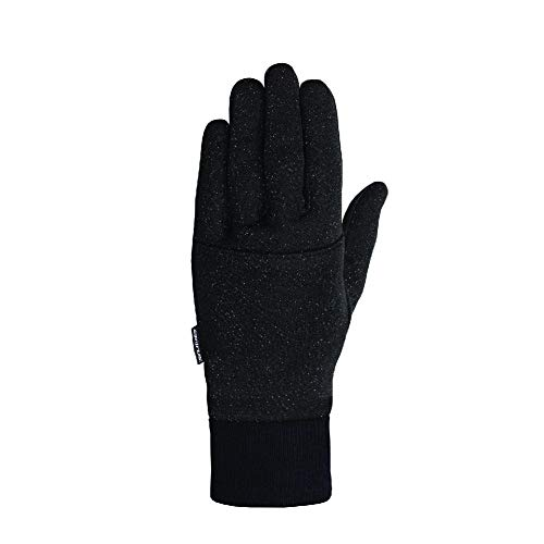 Seirus Innovation Unisex Thermalux Heat Pocket Glove Liner, Black, Large/X-Large (Heat Thermax Glove Liner Pocket)