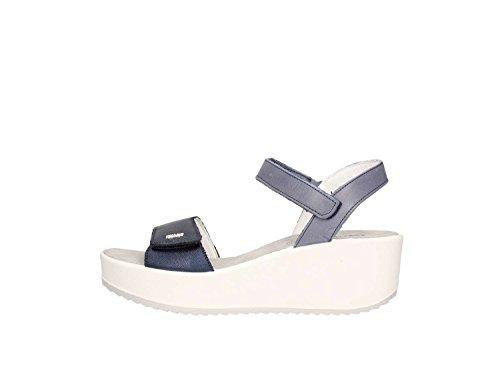 Blau Damen 1176355 CO Sandale IGI YwBfznFqB