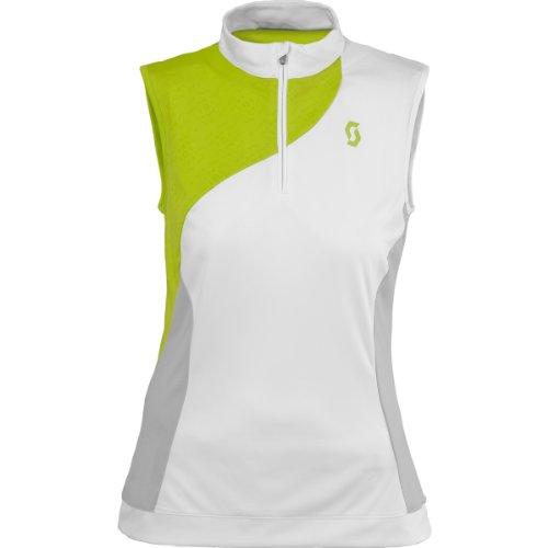 Mujer Para Shirt yellow Amarillo Scott Camiseta fHq6x1c4