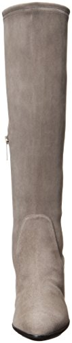 Aquatalia Women's Diane Stretch Suede Winter Boot Light Grey really cheap price new arrival online VZUO00