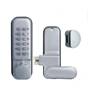 MM segunda generación mecánico contraseña/Latch Lock/os158 a Digital Contraseña cerradura con llave