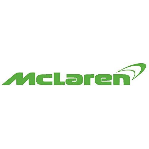 MCLAREN LOGO Vinyl Sticker Decal for Car Bumper Window Macbook Laptop iPhone Macbookpro (6