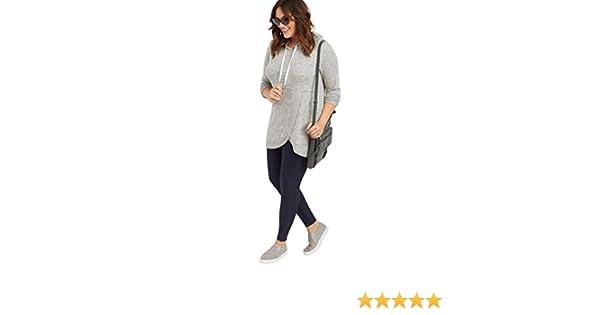 df756e5605350e maurices Women's Plus Size Ultra Soft Navy Legging at Amazon Women's  Clothing store: