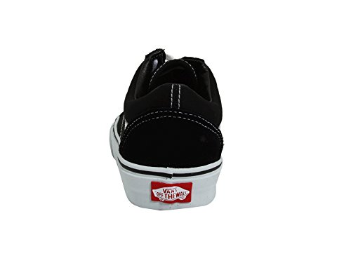 Black Unisex Vans Old Skool Gumsole Skate White Shoe Black YdAdqxv