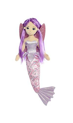 (Aurora World Sea Sparkles Fairy Mermaid Sirena Plush)