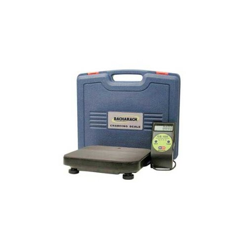 Image of Air Conditioning Line Repair Tools Bacharach 2010-0000 Model CS 100 Refrigerant Charging Scale
