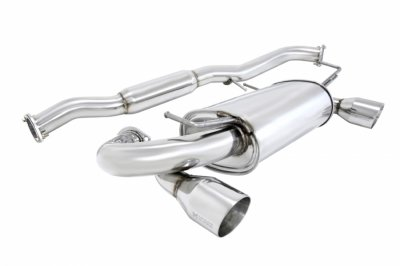 Megan Racing MR-CBS-350Z-SRT Stainless Steel Cat-Back Exhaust System ()