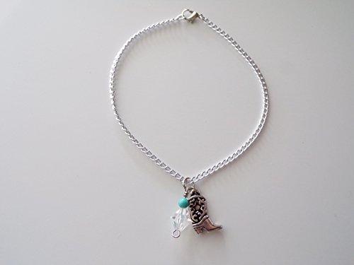 Glass Ankle Bracelet - 3