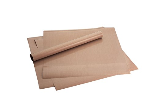 APW Wyott M83 Toaster PTFE Release Sheets 18'' x 20'' (10 Pack) Replaces 87449 by Essentialware