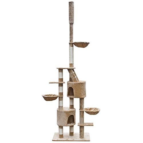 Cat Tower Plush - 3