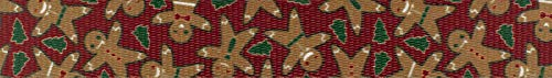 Country Brook Design | 1 1/2 Inch Gingerbread Polyester Webbing, 50 Yards