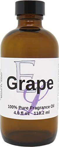 Grape Fragrance Oil, 4 oz