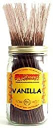 Vanilla - 100 Wildberry Incense Sticks