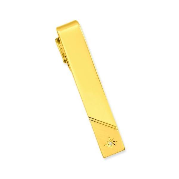 Gold-Plated-001-ct-Diamond-Tie-Bar