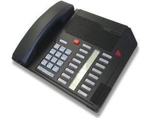 Nortel Meridian M2616 Basic Telephone Black (Certified Refurbished)