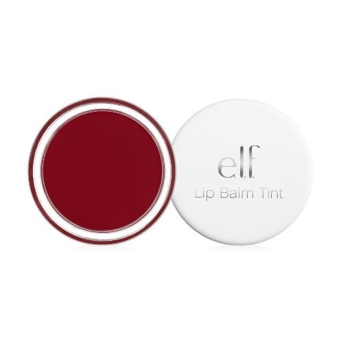 e.l.f. Cosmetics Lightly Tinted Lip Balm, Long Lasting, Hydrating Formula, Berry Color