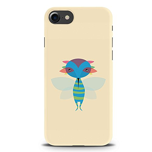 Koveru Back Cover Case for Apple iPhone 7 - Thinking Butterfly