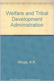 tribal welfare in india