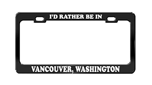I'd Rather BE in Vancouver, Washington United States, used for sale  Delivered anywhere in Canada