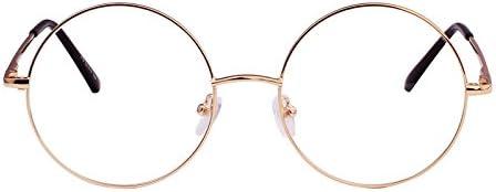 Agstum یکپارچهسازی با سیستمعامل تجمع دور کوچک آماده عینک های بزرگ فلزی قاب لنزهای روشن
