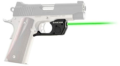 ArmaLaser Designed Kimber Bright Activation