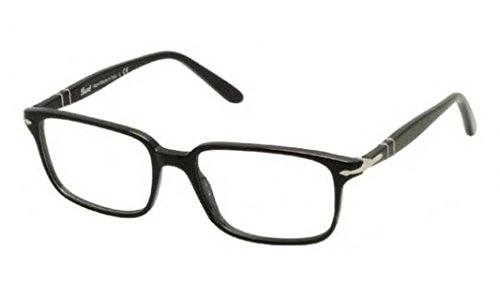 Persol Eyeglasses PO 3013V BLACK 95 PO3013 - Persol Codes Color