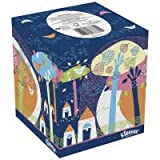 Kleenex 74 Count Expressions Facial Tissue (Case of 27)