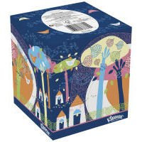 Kleenex 74 Count Expressions Facial Tissue (Case of 27) by Kleenex (Image #1)