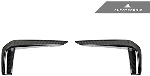 Alpine White 300 Painted Front Bumper Reflector Light For 12-15 BMW F30 3 Series