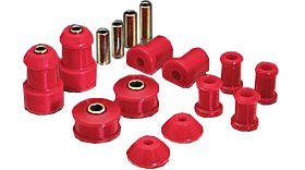 Energy Suspension Camaro Front Bushings - Energy Suspension 33101G Bushings - Front End Control Arm Bushing Setfits 66-72 Chevelle, Monte Carlo, Malibu, Laguna, and El Camino