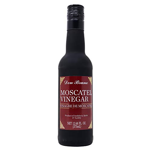 Don Bruno Moscatel Vinegar - Vinegar Moscatel