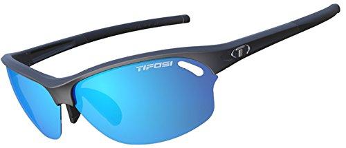 Tifosi Wasp Wrap Sunglasses, Matte Black, 140 mm