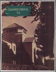 Custom Reprint Yearbook 1952 Humboldt State University