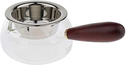Acero infusor Vaso de infusión de té Cafetera con Inoxidable de ...