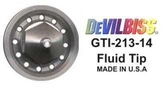 Devilbiss (GTI21314 1.4mm GTI Fluid Tip