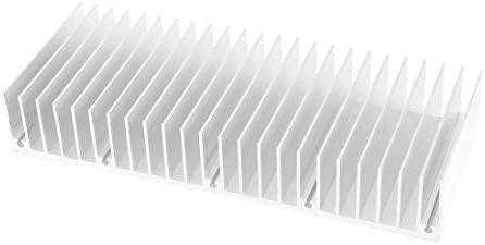 NA Aluminum heatsink Cooling fin 150 mm x 60 mm x 25 mm for Power Amplifier