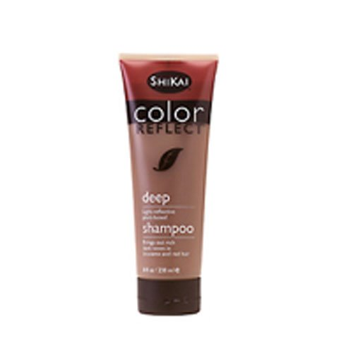 Shikai Color Reflect Deep Shampoo - 8 Fl Oz - Pack of 2