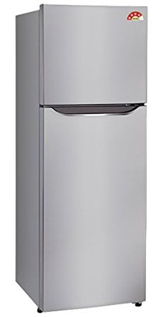 LG 255 L 4 Star Frost Free Double Door Refrigerator (GL Q282SPZL,