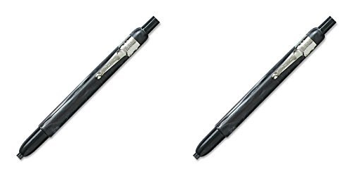 Listo 1620 Marking Pencil, Box of 12, BLACK, 2 Packs