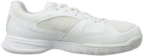 Mehrfarbig STEEL W 2 Fuchsia White Damen 7 WRS317740E075 Wilson RUSH 5 Steel Tennisschuhe NEW Grey WHITE FUSHIA GREY New fgx114OCwq