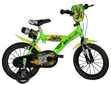 Amazon.com: Teenage Mutant Ninja Turtles bicicleta 14 inch ...